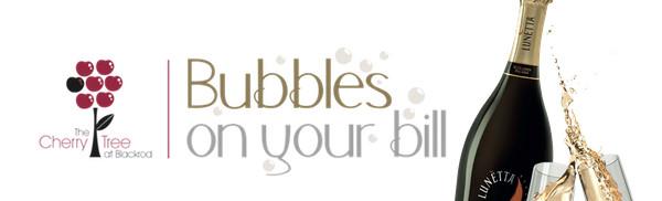 Bubbles on your Bill - Best offers in Blackrod