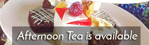 Afternoon Tea in Blackrod, Bolton, Lancashire